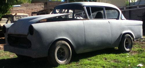 Auto Opel 1958