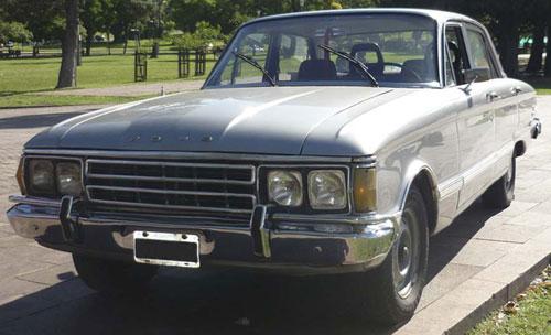Car Ford Falcon Deluxe