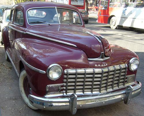 Car Dodge 1947