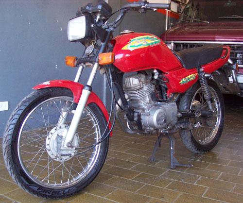 Honda CG Titan 1999