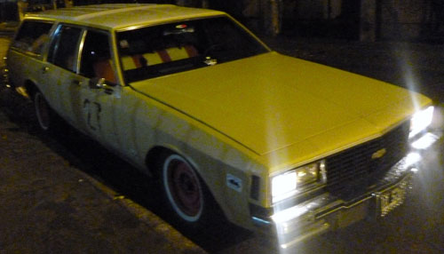 Car Chevrolet Impala Station Wagon