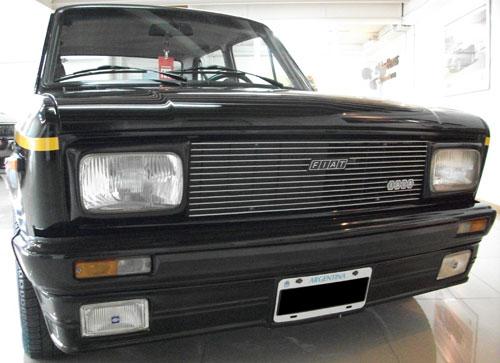 Auto Fiat Europa Iava 1300 TV