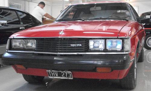 Auto Toyota Célica GT 2000
