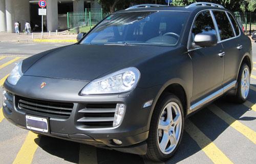 Car Porsche Cayenne S