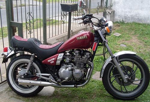 Auto Yamaha XJ 550 Maxim