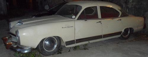 Car IKA Kaiser Carabela