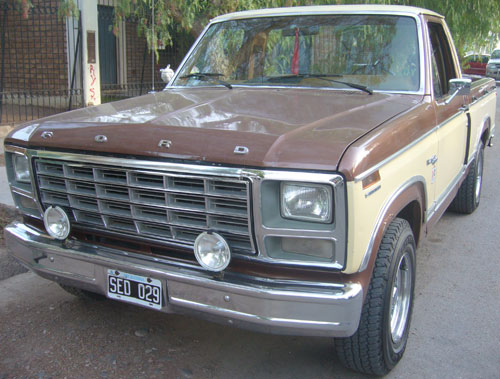 Auto Ford 1980