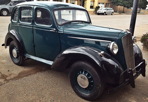 Auto Morris Ten
