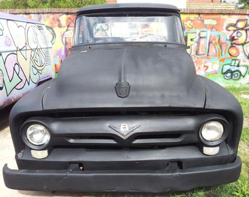 Car Ford 1956