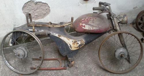 Moto Legnano Sport 1958