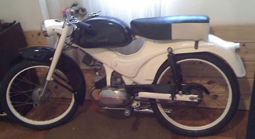Moto Legnano Sport 49