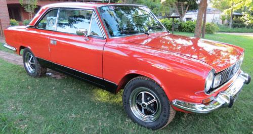 Car Torino TSX Coupé 1977