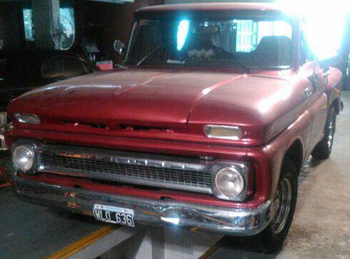 Chevrolet Apache 1965 62000 67122