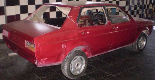 Car Volkswagen Gacel 1.8