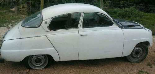 Car Saab 1996