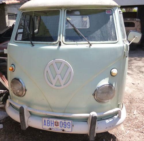 Car Volkswagen Crew Cab