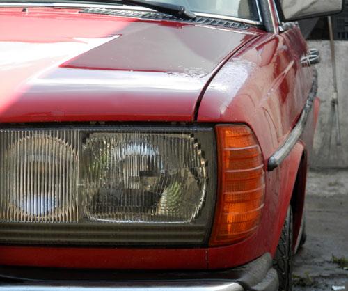 Car Mercedes Benz 280 TE