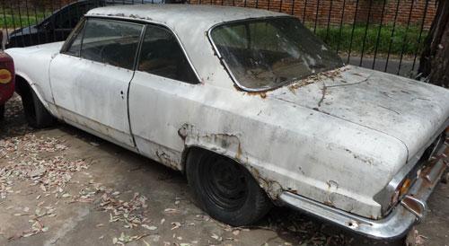 Car Torino 1974 Coupé