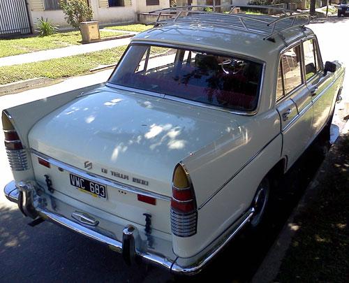 Auto Siam 1963
