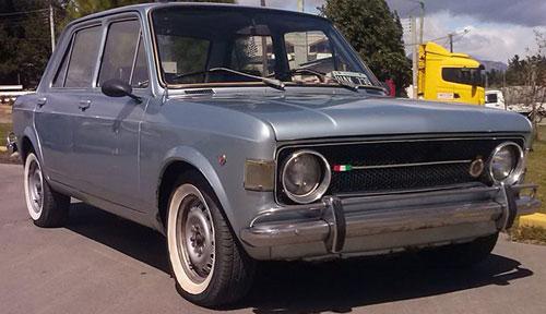 Auto Fiat Berlina