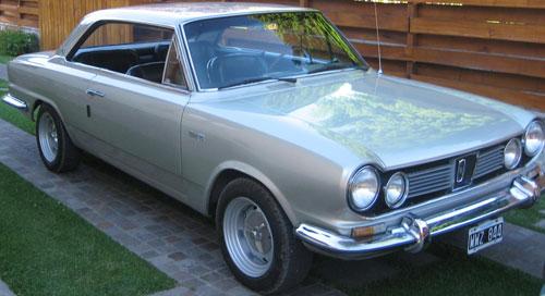 Car IKA Torino TS