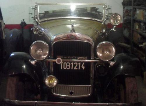 Car Essex 1928