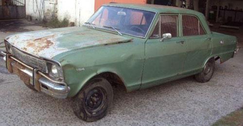 Car Chevrolet 400 Special