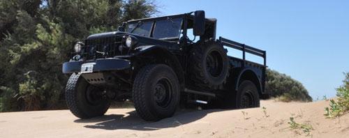 Car Dodge M-37