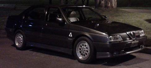 Car Alfa Romeo 164 Q4