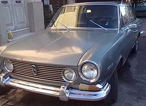 Car Torino 1969