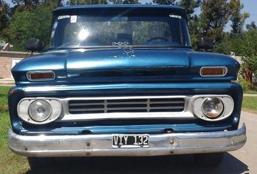 Auto Chevrolet 1962