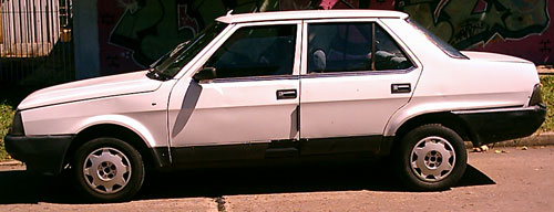 Auto Fiat Regata 1985