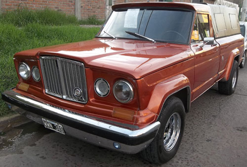Car Jeep Gladiator