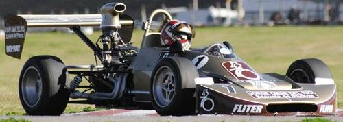 Car Fórmula Reanult Tulia XXI