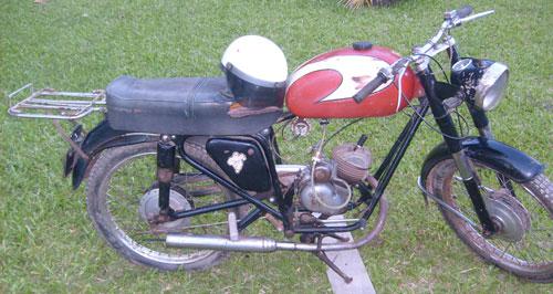 Moto Sachs Cleri 98