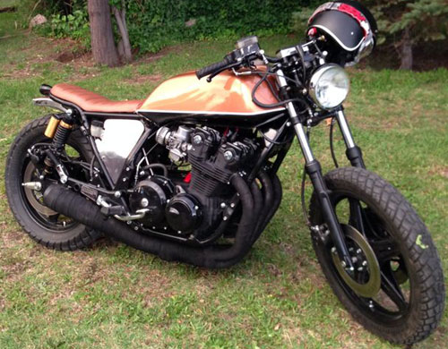 Motorcycle Honda CB 750 Four