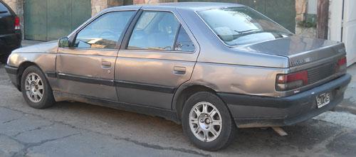 Car Peugeot 405 GR 1993