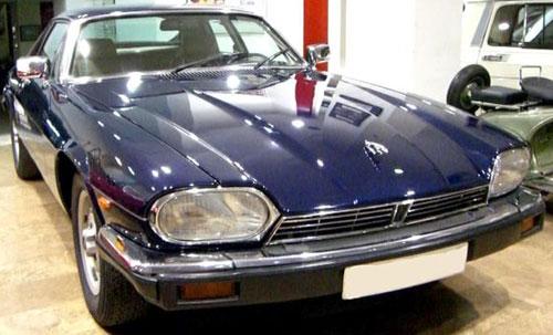 Car Jaguar XJS 3,6 Coupé