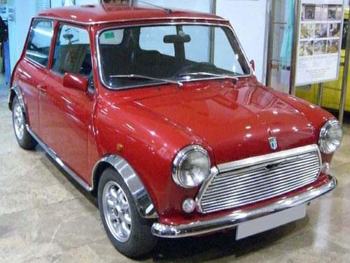 Car Mini 1000