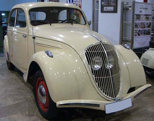Auto Peugeot 202