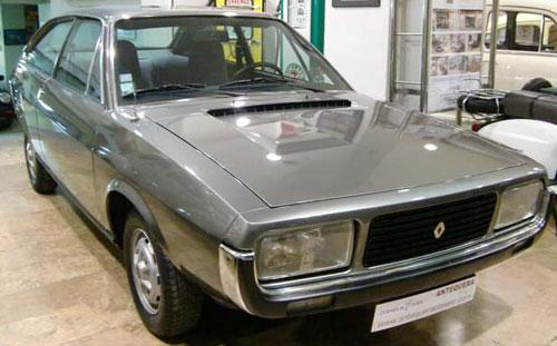 Auto Renault R 15 GTL