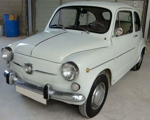 Car Seat 600 E