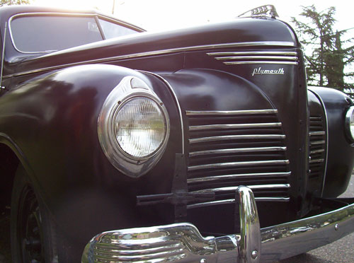 Auto Dodge Plymouth 1940