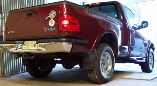 Auto Ford F-150 Flareside Lariat