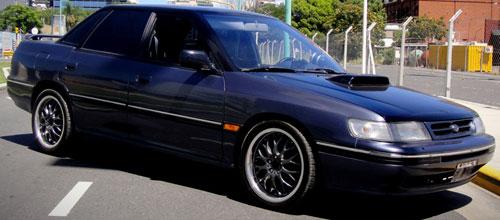 Auto Subaru Legacy