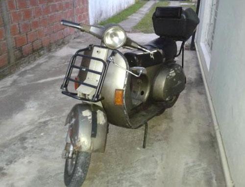 Moto Piaggio Vespa