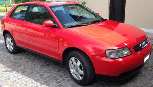 Car Audi A3 1.8 A/T