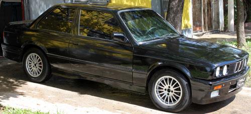 Auto BMW E30 318I 1985