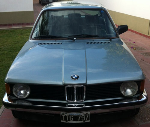 Car BMW 316