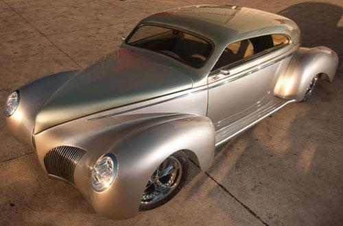 Car Lincoln 1937